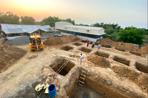 108 Shakthi Peet Temple-Bhojanalaya